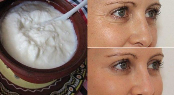 Вам нужно всего 2 ингредиента, чтобы избавить кожу от морщин