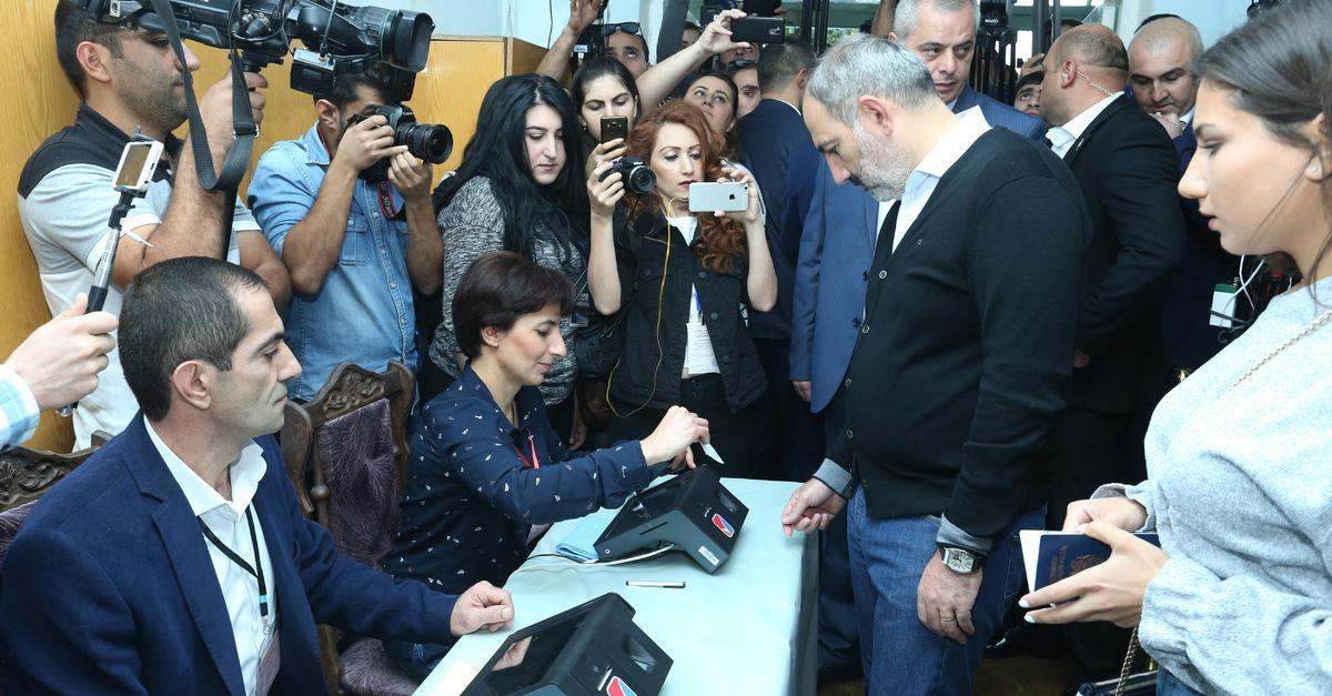 Նոր վտանգավոր խաղ Հայաստանի հետ