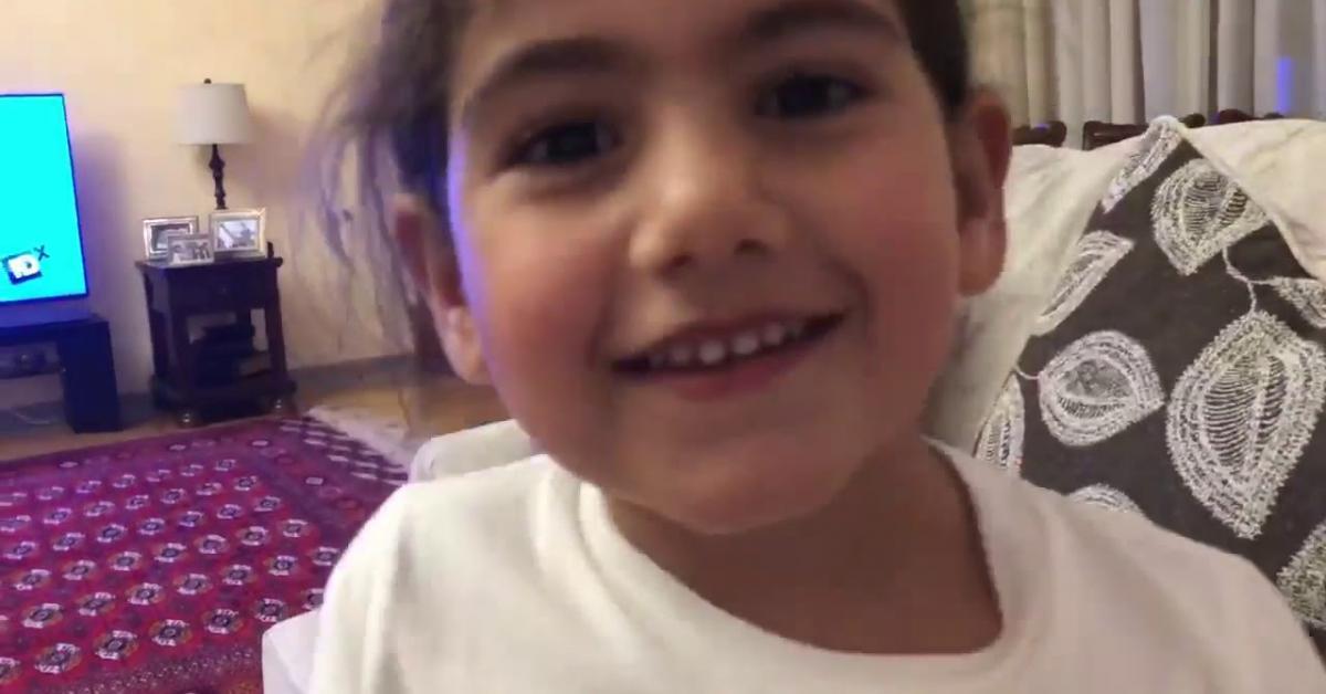 Նիկոլ Փաշինյանի աղջկա ՝ փոքրիկ Արփիի զվարճալի տեսանյութը․ Առանց ծիծաղի և ուրախության անհնար է դիտել