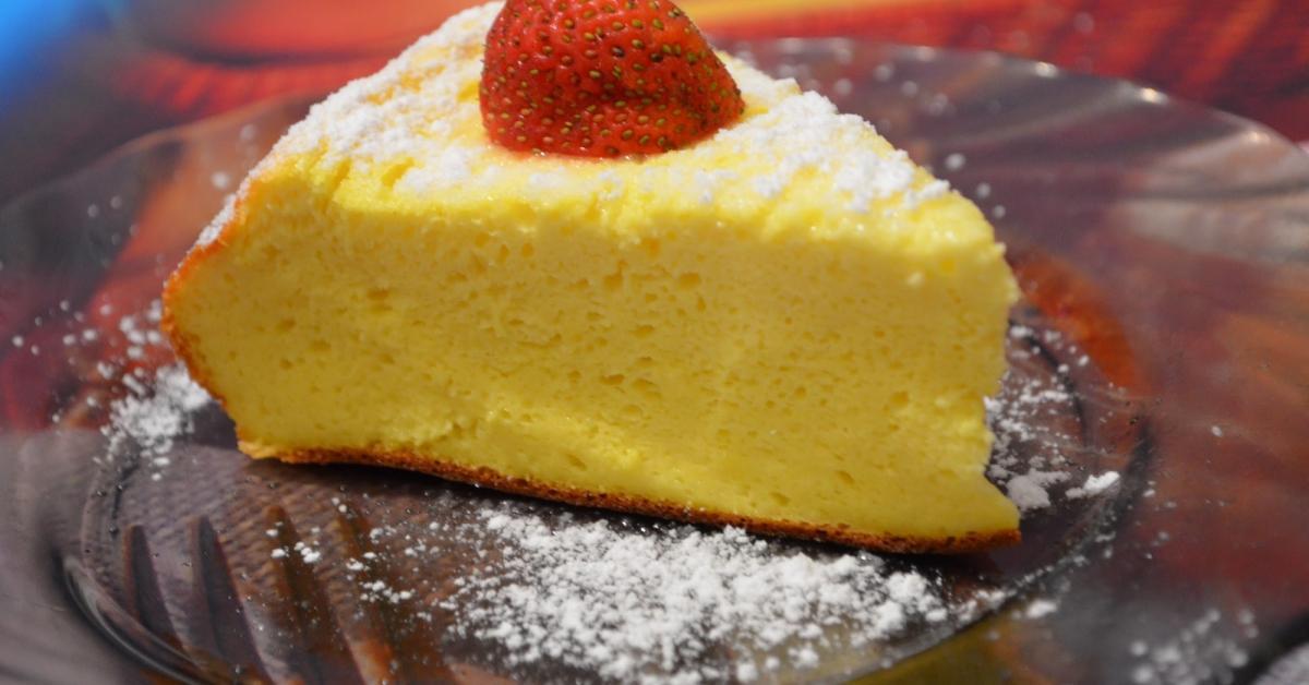 Կաթնաշոռով  այս թխվածքը   հիանալի համ ունի, նման բան փորձած չեք լինի