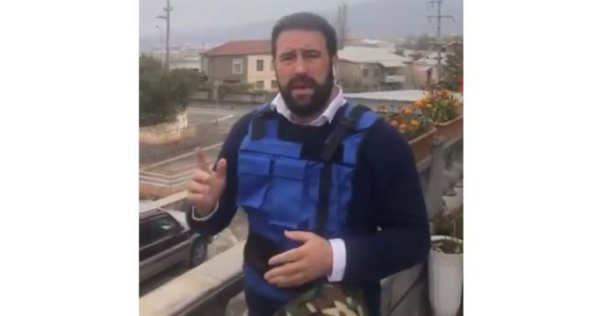 Պետք է արագ գործենք՝ խուսափելու մեկ այլ ցեղասպանությունից. իսպանացի պատգամավորի կոչը Ստեփանակերտից