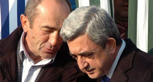 Քոչարյանն ու Սարգսյանը իշխանությունը զավթեցին գնդակահարություններով. երբ և ինչպես են դրանք տեղի ունեցել