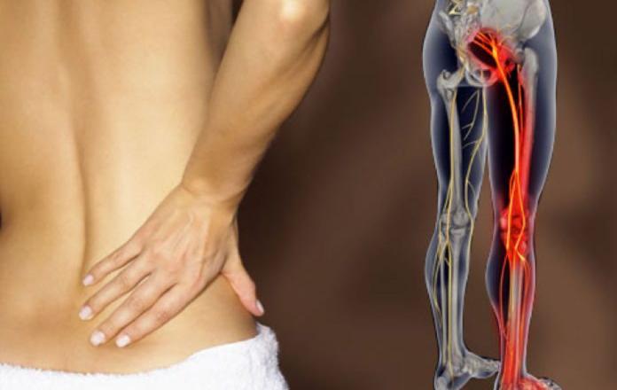 Как избавиться от боли в  пояснице всего за 4 — 5 минут?