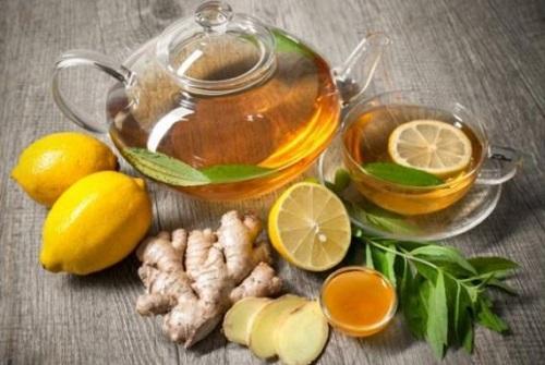 Рецепты имбирного чая для стройности