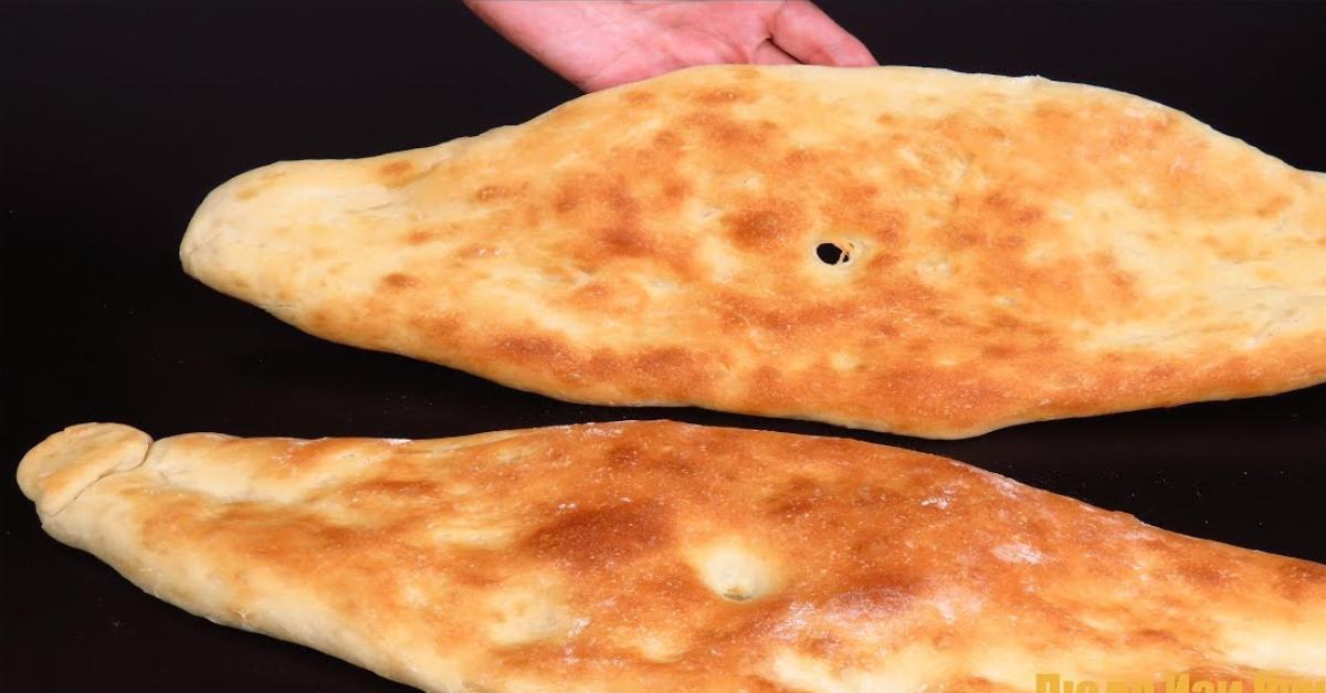 Այս բաղադրատոմսի օգնությամբ, տնային պայմաններում կարող ենք պատրաստել վրացական հաց