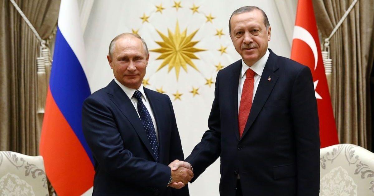 Տեղի է ունեցել ՌԴ նախագահ Պուտինի հեռալոսսղրուցը Թուրքիայի նախագահ Էրդողանը հետ.: Կողմերը քննարկել են Ղարաբաղյան հարցը.