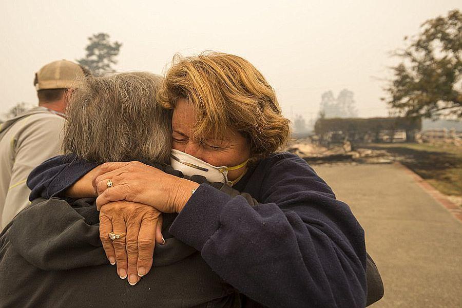 Կալիֆորնիան կրակի գրկում է... Ամենահուզիչ ֆոտոշարքը հենց դեպքի վայրից