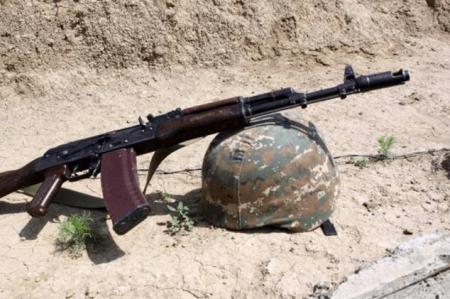 Արցախում 19-ամյա զինվոր է զոհվել