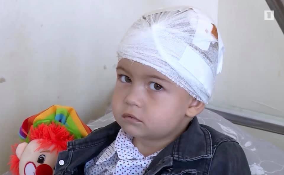2 տարեկան Արծվիկի այս սաստող ու խոսուն հայացքը ուղղված է Աշխարհին․ Արմեն Մուրադյան