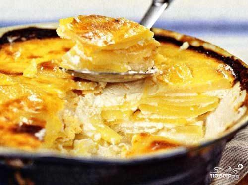 Картофель по-болгарски рецепт
