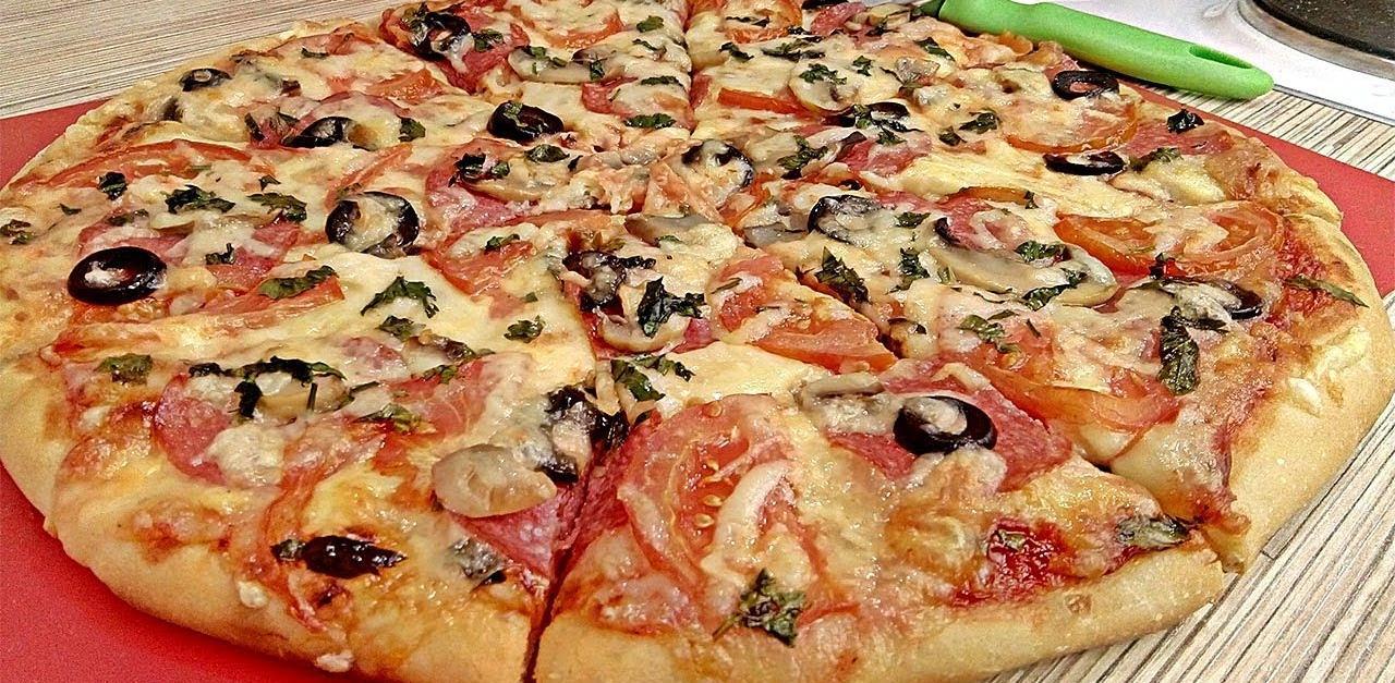 Տնային պայմաններում պատրաստված պիցցա, որը իր տեսքով և համով կգերի բոլորին