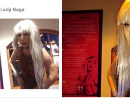 Լեդի Գագայի մոմե արձանը սարսափեցրել է բոլորին