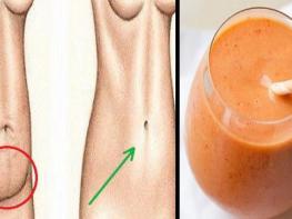 Пей этот эликсир из 4 ингредиентов, и живот снова станет плоским Действенный экспресс-метод