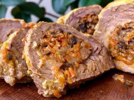 Լցոնած միս․ Ներկայացնում ենք այս թագավորական ուտեստի բաղադրատոմսը