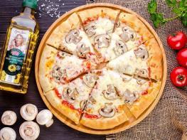 Պիցցա սնկով․ Պատրաստեք շատ արագ