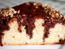 Շատ պարզ և արագ պատրաստվող թխվածքի բաղադրատոմս, որը շատ համեղ է թեյի հետ