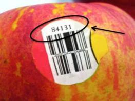 Внимание Если вы заметили эту этикетку на фрукте, ни в коем случае не покупайте его Вот почему