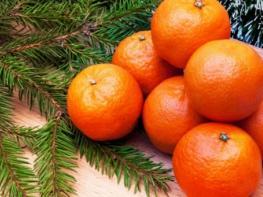 Вы задумывались, почему во всех странах едят мандарины и апельсины на Новый год