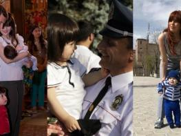 Ոստիկանապետ Վալերի Օսիպյանի տանը․Ոստիկանապետի կինը, մայրը և զոքանչը նրա մասին (Video)