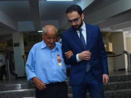 Ուշագրավ միջադեպ՝ ՀՀ փոխվարչապետի հետ․ Տիգրան Ավինյանի գեղեցիկ քայլը