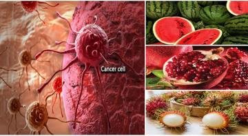Лучшие фрукты, которые имеют преимущества в борьбе с раком, о которых вы не знали! Очень важно!