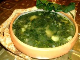 Ճլբուր, եղինջապուր, դաղձով սպաս․հայկական խոհանոցն առաջարկում է Զատիկի սեղանի կանաչեղենի լայն հնարավորություն