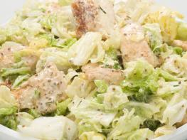 5 лучших салатов для стройности и плоского живота