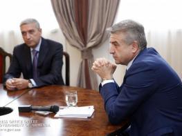 Կարեն Կարապետյանի անակնկալը Հայաստանին