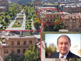 ՀՀ 4-րդ նախագահի թեկնածու Արմեն Սարգսյանի ունեցվածքն ու անհայտ եկամուտը