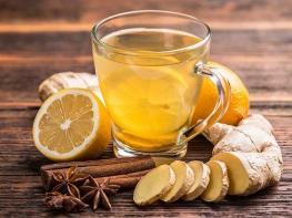 Մաքրեք երիկամային քարերը՝ կոճապղպեղի թեյի միջոցով