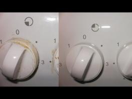 Ահա, թե ինչպես կարելի է մաքրել գազօջախը. դրա համար պետք է մի հասարակ բան, որը կա գրեթե բոլորի տանը