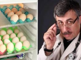 Как нужно хранить яйца и молочные продукты, чтобы они дольше не портились