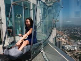 Լոս Անջելեսում բացվել է աշխարհի ամենահամարձակ մարդկանց համար նախատեսված ատրակցիոնը․ Իսկ դուք կհամարձակվեի՞ք փորձել այն