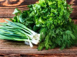Կանաչեղենի օգտակար հատկությունների մասին․ Կենցաղում օգտագործվող կանաչեղը կարող է օգնել Ձեզ
