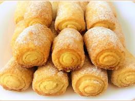 Ընդամենը 4 բաղադրիչով շատ պարզ և համեղ թխվածքաբլիթների օրիգինալ բաղադրատոմս