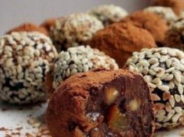 4 полезных сладостей собственного приготовления. БЕЗ вреда для здоровья!