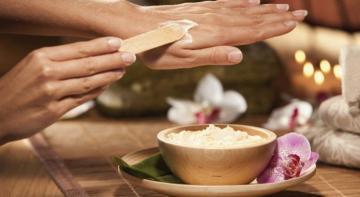 Маска «Великолепные руки» убирает все пигментные пятна, морщины, и трещины на руках!