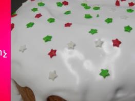 Համեղ կուլիչ պատրաստելու գաղտնիքը փափուկ, քաղցր և ճերմակ սպիտակ գլազուրն է