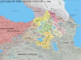 Ադրբեջանի դպրոցների պատամության դասագրքի քարտեզում ներկայացված է ծովից ծով  Հայաստանը