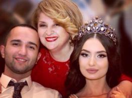 Ռիտա Սարգսյանը` սահմանին զոհված Ազատ Ասոյանի եղբոր նշանադրությանը (լուսանկարներ)
