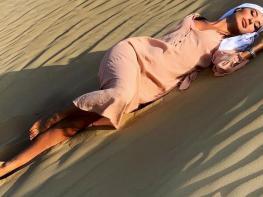 Ինչպես են հայ աստղերը հանգստանում Արաբական Էմիրատներում