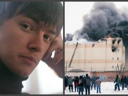 Երիտասարդը Կեմերովոյում 30 երեխայի է փրկել. Ահա թե ով է հերոսը (տեսանյութ)
