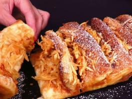 Եփած կրեմով համեղ և փափուկ պոնչիկների անկրկնելի բաղադրատոմս