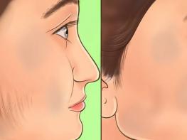 Ազատվեք դեմքի անցանկալի մազերից ալյուրի միջոցով