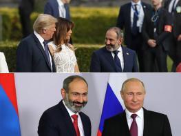 Թրամփի հզոր ուղերձը Հայաստանին. Պուտինի վստահությունը