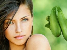 Как кабачки омолодят вашу кожу