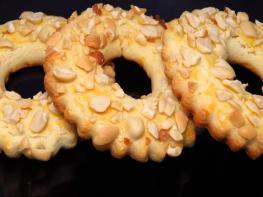 Շատ համեղ թխվածքաբլիթներ, պատրաստվում են շատ արագ և չեն պահանջում շատ ջանքեր