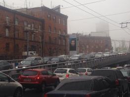 Երևանը կաթվածահար է եղել (ֆոտո)